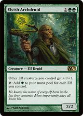 Elvish Archdruid on Channel Fireball