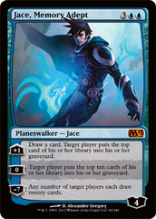 Jace, Memory Adept on Ideal808