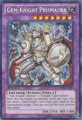 Gem-Knight Prismaura - HA06-EN020 - Secret Rare - 1st Edition