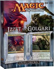 Duel Deck - Izzet vs. Golgari