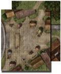 Pathfinder Flip Mat Town Square