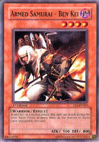 Armed Samurai - Ben Kei - FET-EN023 - Common - 1st Edition
