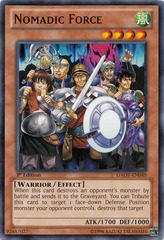 Nomadic Force - GAOV-EN040 - Common - Unlimited Edition