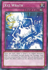 Xyz Wrath - GAOV-EN089 - Common - Unlimited Edition
