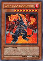 Volcanic Doomfire - FOTB-EN008 - Ultra Rare - 1st Edition