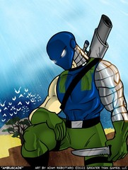 Sentinels of the Multiverse: Ambuscade Villain Character