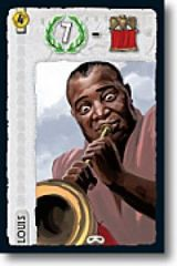 7 Wonders: Leaders - Promo Card Louis