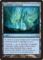 Cephalid Coliseum on Channel Fireball