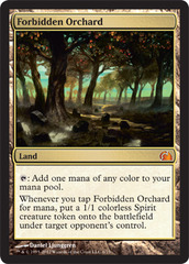 Forbidden Orchard on Channel Fireball