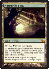Murmuring Bosk - Foil on Channel Fireball