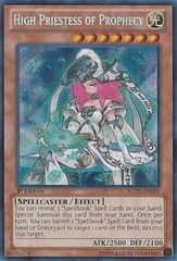 High Priestess of Prophecy - REDU-EN020 - Secret Rare - 1st Edition