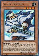 Silver Sentinel - REDU-EN033 - Ultra Rare - 1st Edition