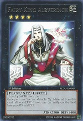 Fairy King Albverdich - REDU-EN049 - Rare - 1st Edition