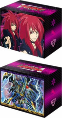 Cardfight! Vanguard Ren Suzugamori & Phantom Blaster Overlord Deck Box