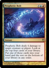 Prophetic Bolt on Channel Fireball