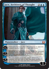 Jace, Architect of Thought - Foil on Channel Fireball