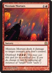 Mizzium Mortars - Foil