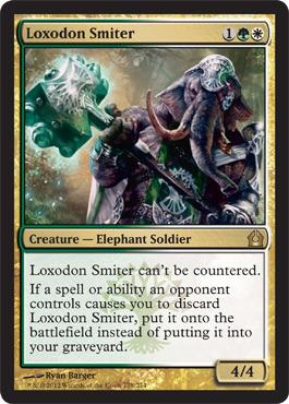 Loxodon Smiter - Foil