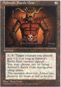 Ashnod's Battle Gear