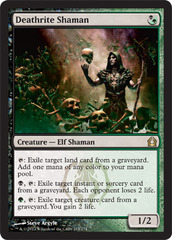 Deathrite Shaman - Foil on Channel Fireball