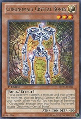 Chronomaly Crystal Bones - REDU-EN012 - Rare - Unlimited Edition
