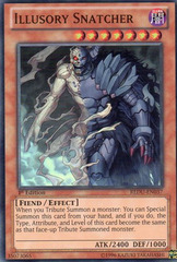Illusory Snatcher - REDU-EN037 - Super Rare - Unlimited Edition