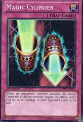 Magic Cylinder - LCYW-EN099 - Super Rare - 1st Edition