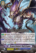 Dragon Undead, Skull Dragon - PR/0008EN - PR