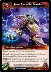 Vorgo, Timewalker Stormlord