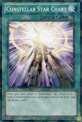 Constellar Star Chart - DT07-EN045 - Parallel Rare - Duel Terminal on Channel Fireball