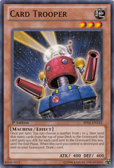 Card Trooper - BP01-EN143 - Common - Unlimited Edition