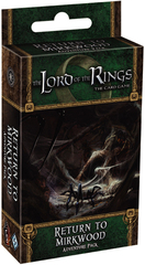 The Lord of the Rings: The Card Game 1-6 Return to Mirkwood