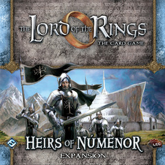 The Lord of the Rings: The Card Game 2-7 Heirs of Numenor Expansion