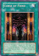 Curse of Fiend - MRL-032 - Common - 1st Edition on Channel Fireball