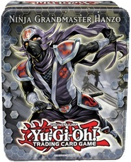 2012 Ninja Grandmaster Hanzo Collectible Tin