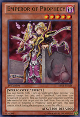 Emperor of Prophecy - ABYR-EN024 - Rare - 1st Edition