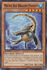 Mecha Sea Dragon Plesion - ABYR-EN033 - Common - 1st Edition