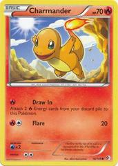 Charmander - 18/149 - Common on Channel Fireball