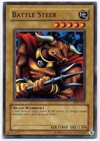 Battle Steer - MRD-064 - Common - 1st Edition
