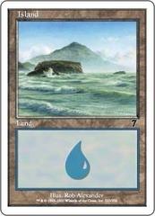 Island (333) - Foil