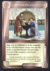 Align Palantir