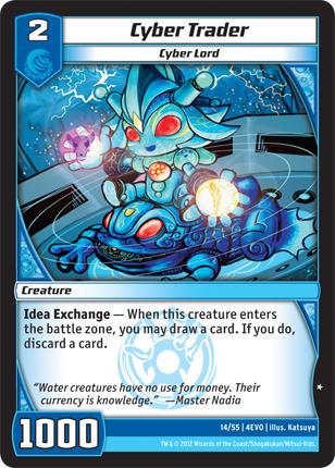 Cyber Trader