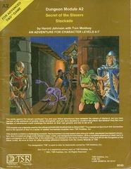 AD&D: A2 Secret of the Slavers' Stockade 9040