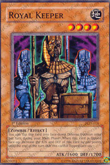 Royal Keeper - PGD-018 - Common - 1st Edition