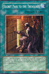 Secret Pass to the Treasures - PGD-037 - Common - 1st Edition