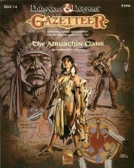 Atruaghin Clans Gazetteer  #14