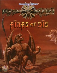Planescape - Fires of Dis - AD&D 2E