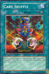 Card Shuffle - PGD-080 - Common - 1st Edition