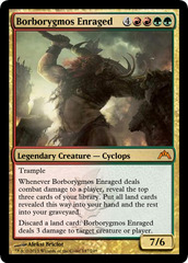Borborygmos Enraged on Channel Fireball