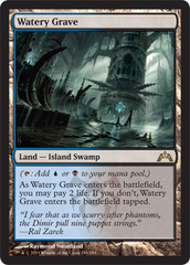 Watery Grave on Channel Fireball